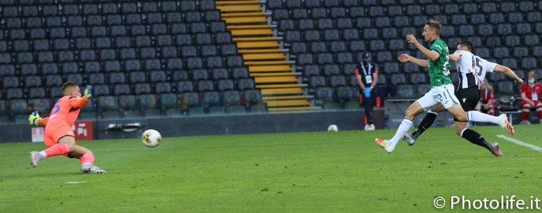 Udinese Atalanta 2020