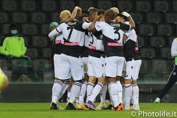 #LazioUdinese 1-3