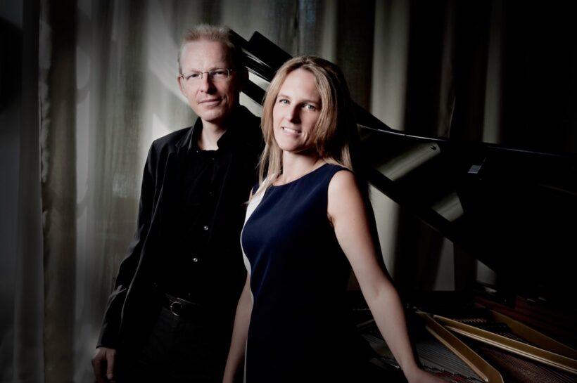 Paola De Piante Vicin, Piano; Adrian Oetiker, Piano