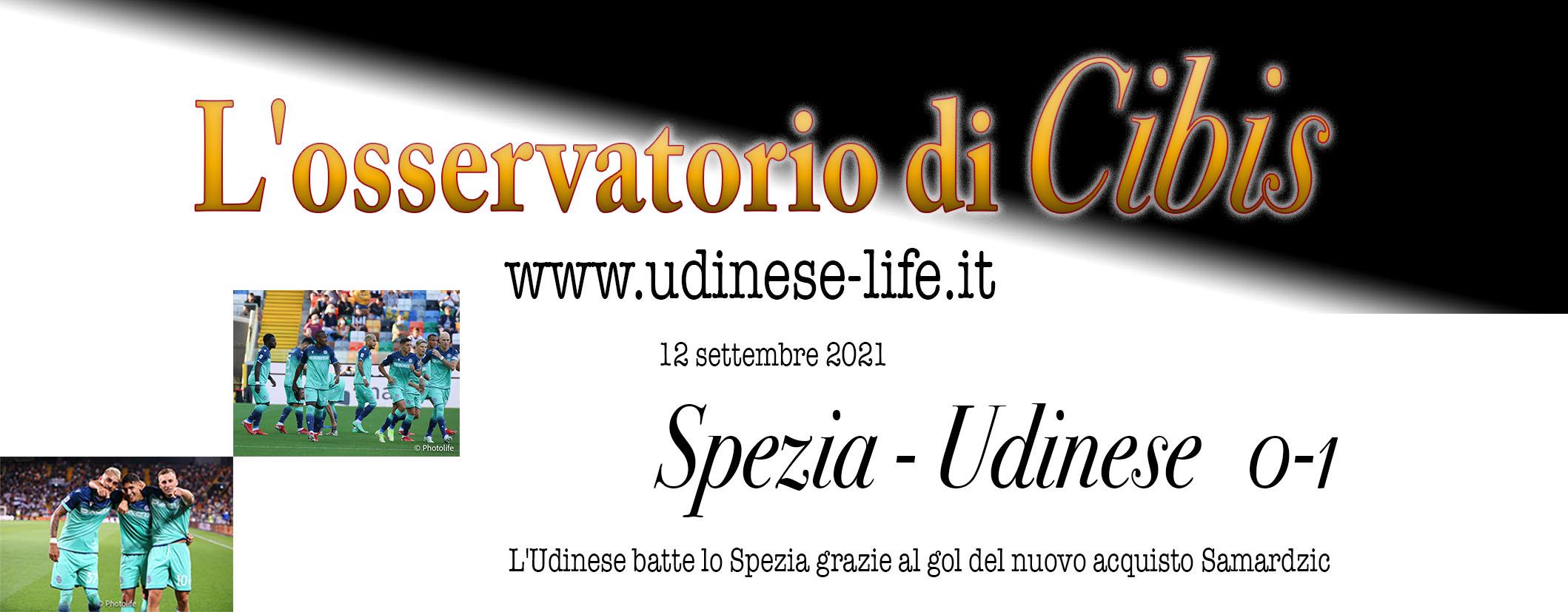 Cibis spezia Udinese-a